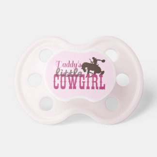 Cowgirl Baby and Toddler Clothes BooginHead Pacifier