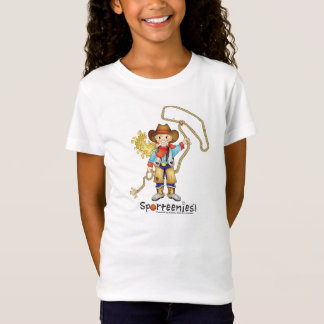 Cowgirl Baby Doll Shirt