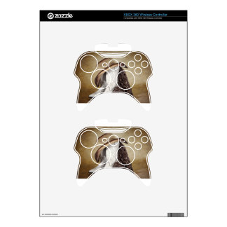 Cowgirl Boot Western Lace Hat Xbox 360 Controller Skin