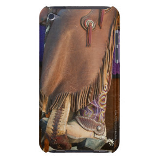 Cowgirl boots iPod Case-Mate case