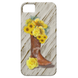 Cowgirl Bouquet IPhone 5 Case