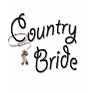 Cowgirl Bride shirt