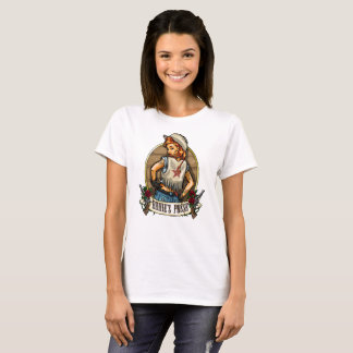 Cowgirl Bride's Posse T-Shirt