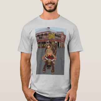 Cowgirl bullriding T-Shirt
