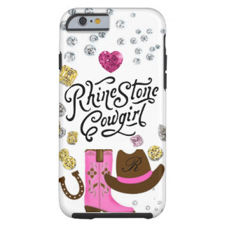Cowgirl Casemate IPhone 6 Tough Case