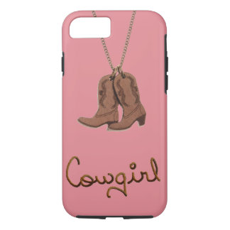 Cowgirl Casemate iPhone 7 Tough Case