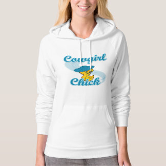 Cowgirl Chick #3 Hoodie