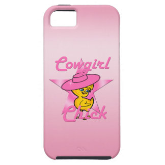 Cowgirl Chick #8 iPhone SE/5/5s Case