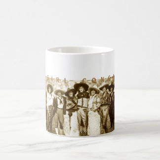 Cowgirl Congress  Classic White Coffee Mug
