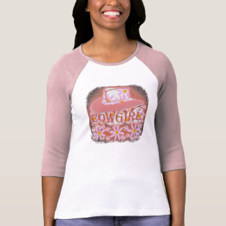 Cowgirl (degraded image) T-Shirt