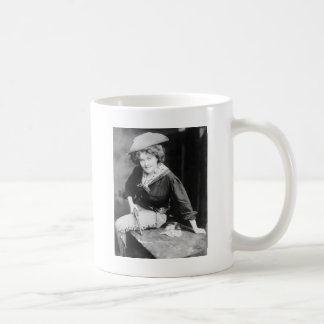 Cowgirl Gambler: 1909 Coffee Mug