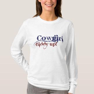 Cowgirl Gitty Up T-Shirt