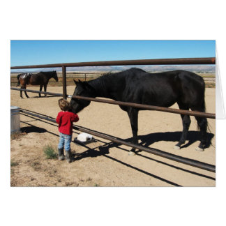 Cowgirl Graduate - Western Card