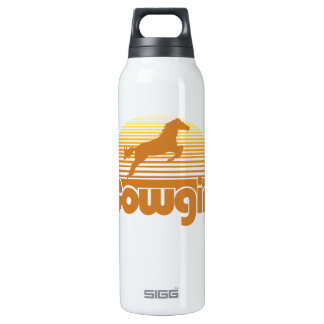 Cowgirl Insulated Water Bottle