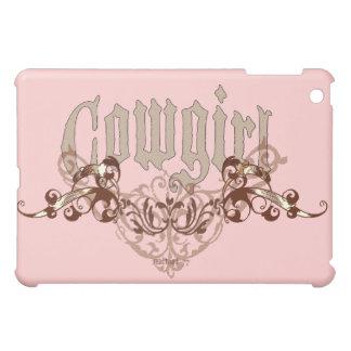 Cowgirl iPad Case