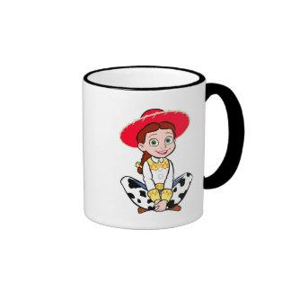 Cowgirl Jesse Disney Ringer Mug