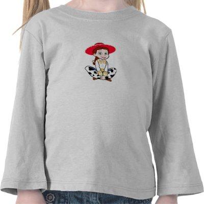 Cowgirl Jesse Disney t-shirts