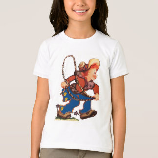 Cowgirl Kid T-Shirt
