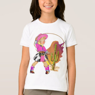 Cowgirl Kid T-Shirt