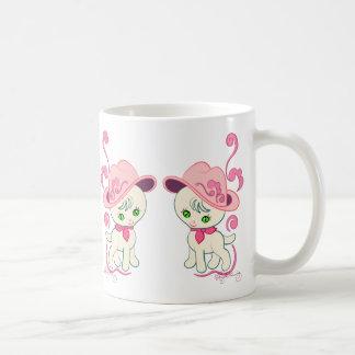 Cowgirl Kitty Coffee Mug