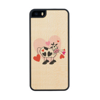 Cowgirl Love Carved® Maple iPhone 5 Slim Case