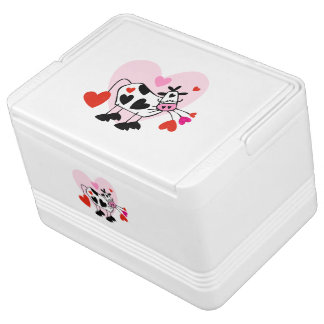 Cowgirl Love Igloo Can Cooler