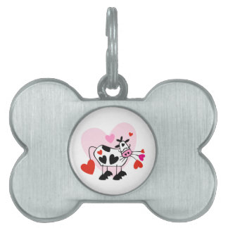 Cowgirl Love Pet ID Tag