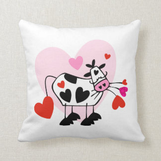 Cowgirl Love Throw Pillow