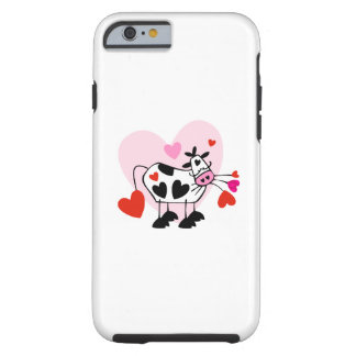 Cowgirl Love Tough iPhone 6 Case