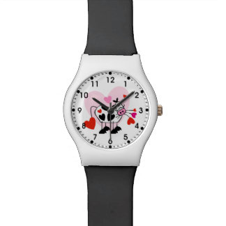 Cowgirl Love Wrist Watches