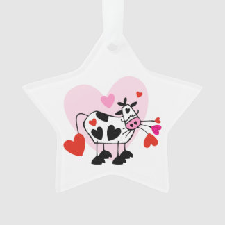 Cowgirl Lovers Ornament