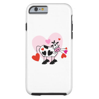 Cowgirl Lovers Tough iPhone 6 Case