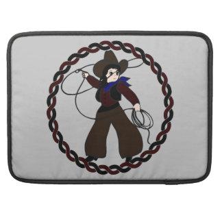 Cowgirl Macbook Sleeve Sleeves For MacBooks