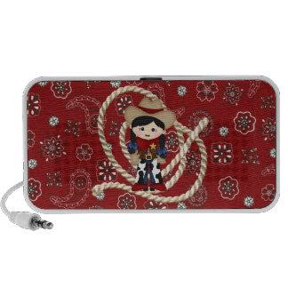 Cowgirl Mini Speaker