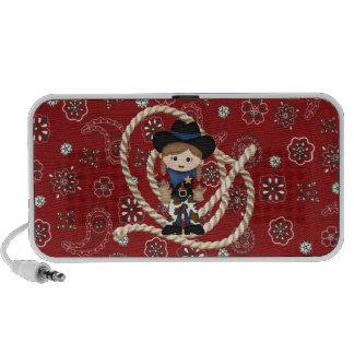 Cowgirl Portable Speaker