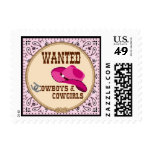 Cowgirl - Postage, Stamps