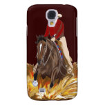 Cowgirl Reining Horse 3G/3GS  Galaxy S4 Case