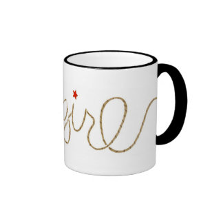 cowgirl ringer mug