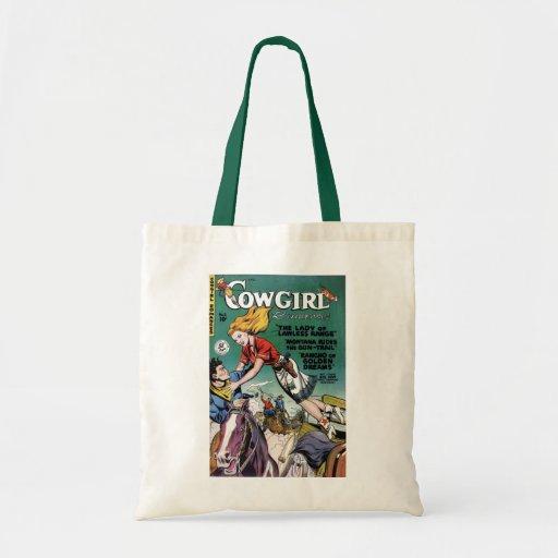 """Cowgirl Romances #2"" Bag"