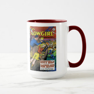 """Cowgirl Romances #3"" Coffee Mug"