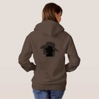Cowgirl Silhouette Hoodie
