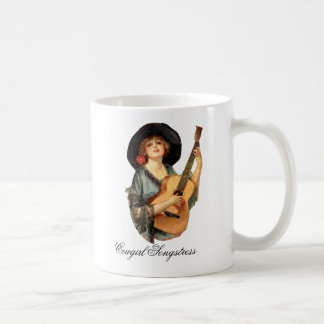 Cowgirl Songstress Coffee Cup