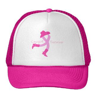 Cowgirl Survivor Trucker Hat