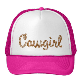 Cowgirl T-shirts and gifts. Trucker Hat