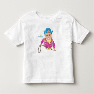 Cowgirl Toddler T-Shirt (hispanic)