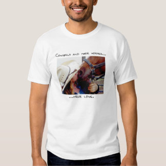 cowgirls and their horses... shirt