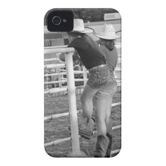 Cowgirls iPhone 4 Case-Mate Cases
