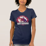 Cowgirls Reining Horse T-Shirt