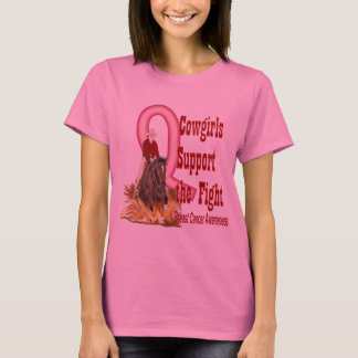 Cowgirls Support the Fight Shirt
