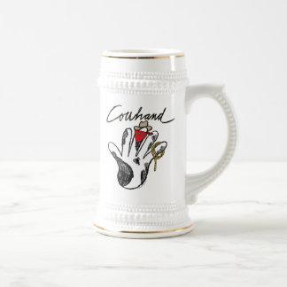 Cowhand Stein 18 Oz Beer Stein
